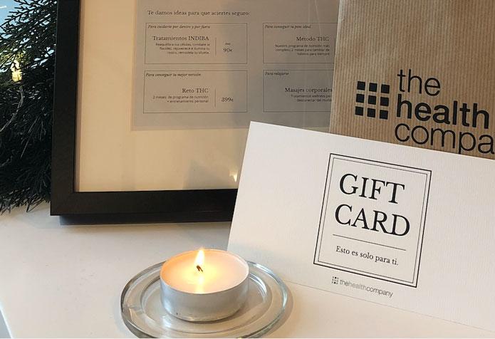 Tarjeta regalo, gift card
